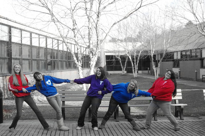 The Fab 5 Of Health Professions :) T-Shirt Photo