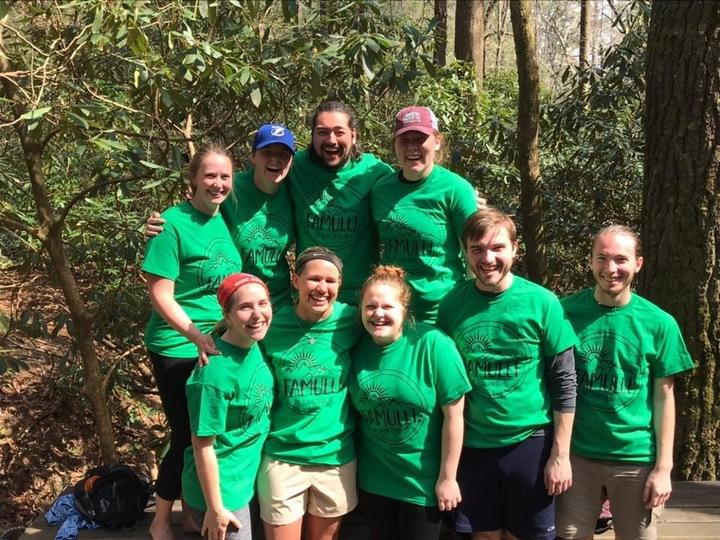 Southern Wesleyan University 2018 19 Mullinax Ra Team T-Shirt Photo
