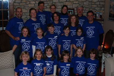 The Third Annual Apotheker Dreidel Off T-Shirt Photo
