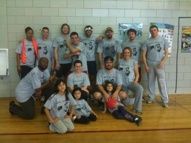 Hard Targets After Our First Victory!!! T-Shirt Photo