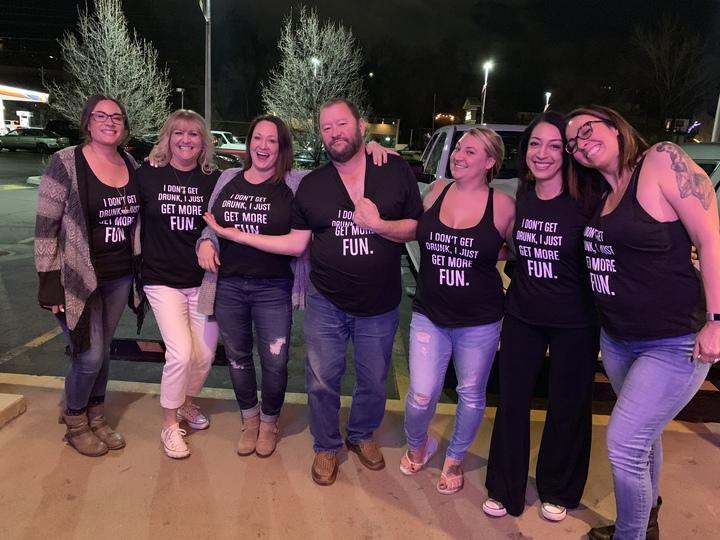 Drunk Lives Matter  T-Shirt Photo