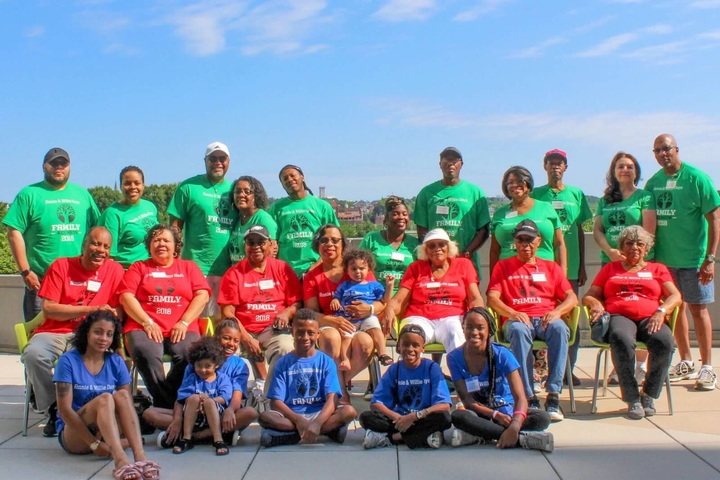 Daye Family Reunion T-Shirt Photo