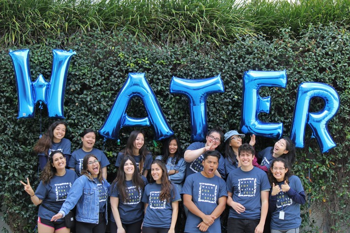 Walk For Water 2nd Annual Walkathon T-Shirt Photo