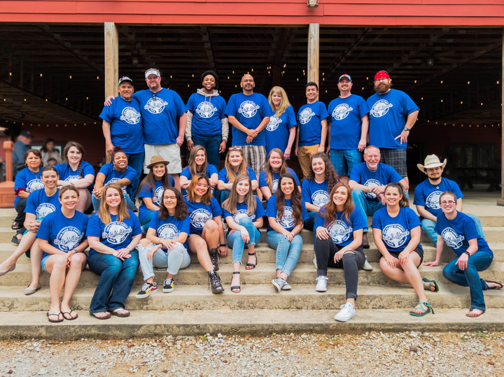 Circle R Ranch, The Place To Party Since 1973 T-Shirt Photo