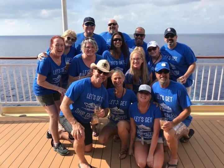 We Got Shipfaced! T-Shirt Photo