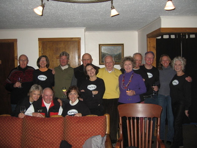 Aspen Group Photo T-Shirt Photo