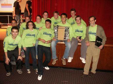 Winning Alliance Team! T-Shirt Photo