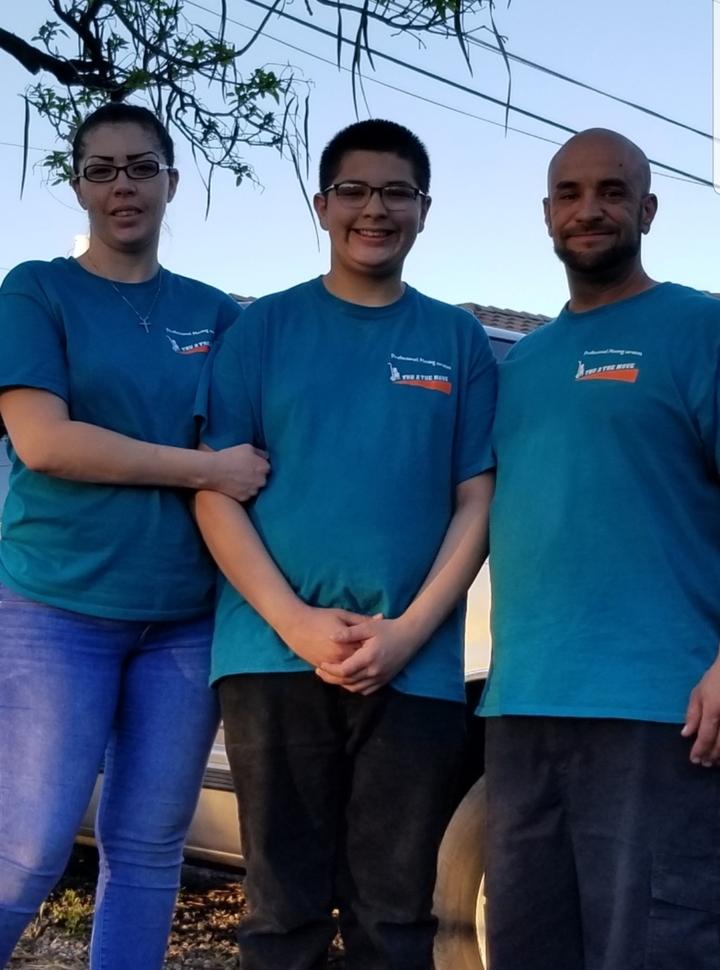 My Team T-Shirt Photo