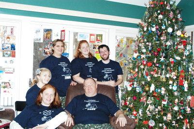 Christmas Day Celebration T-Shirt Photo