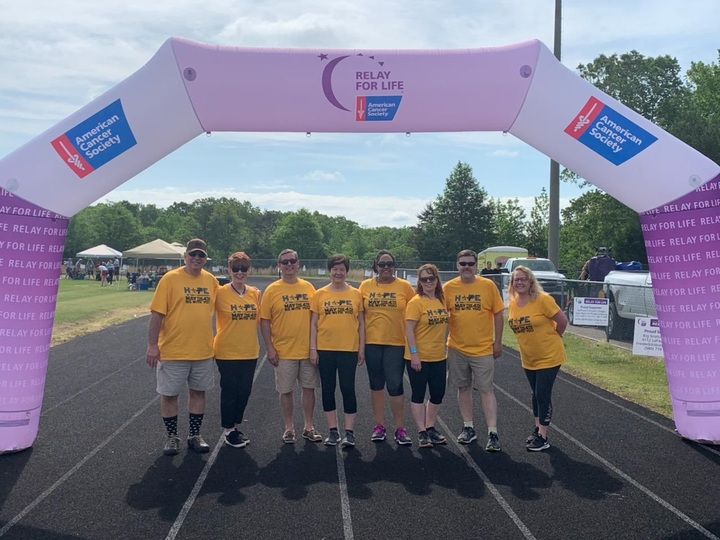 Relay For Life 2019 T-Shirt Photo