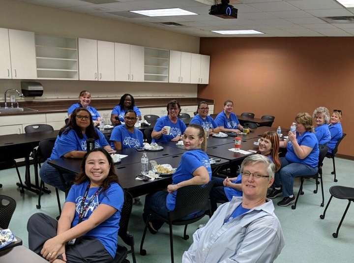 Teacher Appreciation Week At Pima Medical Institute T-Shirt Photo