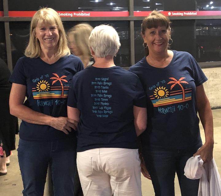 Girls Of '73 T-Shirt Photo