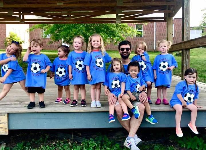 Norris Soccer Squad T-Shirt Photo