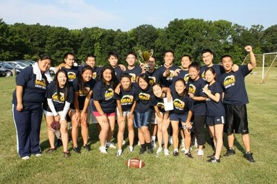 Gcc Flag Football T-Shirt Photo