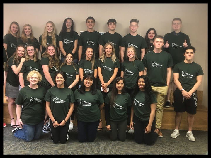 Our Annual Ap Statistics Tshirt We Always Order From Custom Ink! T-Shirt Photo