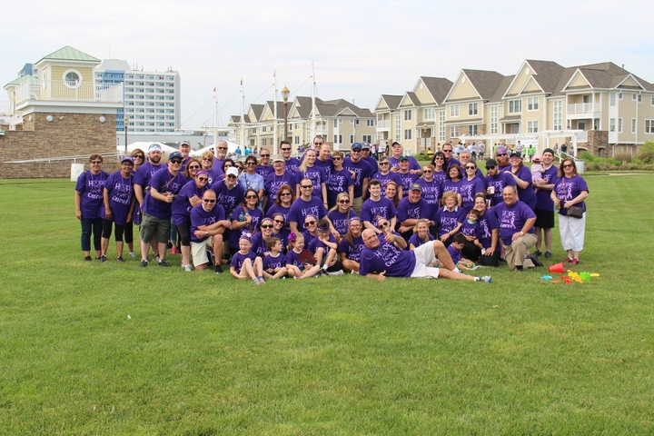 We Wear Purple For Mare T-Shirt Photo