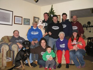 Christmas Fun T-Shirt Photo