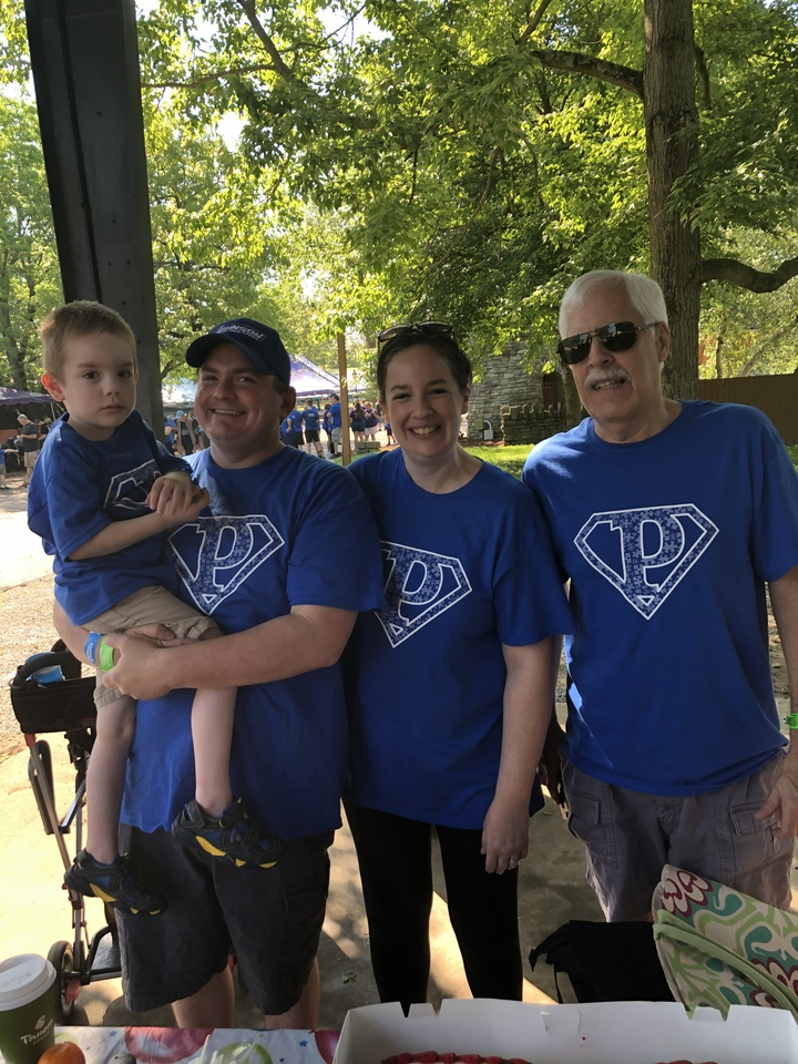 Autism Powers T-Shirt Photo