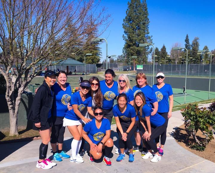 Pure Energy Tennis Team T-Shirt Photo