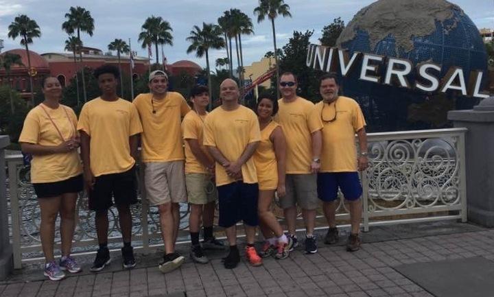 Rollin' Through Orlando T-Shirt Photo
