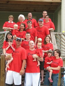 Payne Defoyd Family T-Shirt Photo