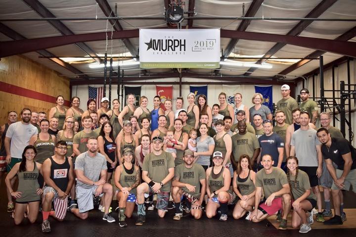 Murph  2019! T-Shirt Photo