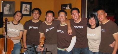 Jenton's Fans! T-Shirt Photo