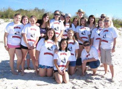 Florida Trip 2009 2010 T-Shirt Photo