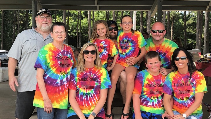 Franks Family Reunion  T-Shirt Photo