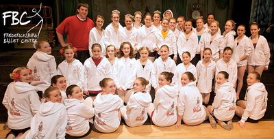 Fbc 2009 Nutcracker Dancers T-Shirt Photo