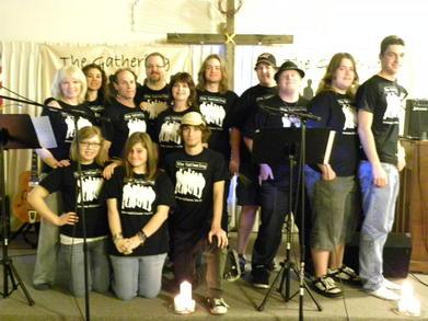 The Gathering T-Shirt Photo