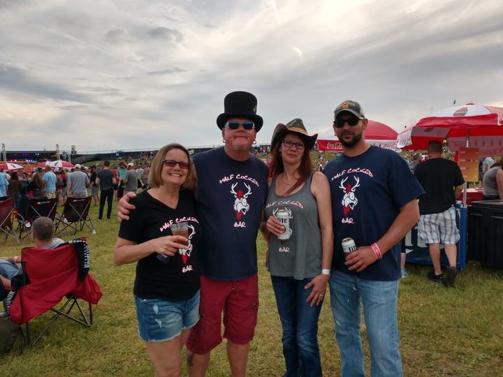Music Festival  T-Shirt Photo