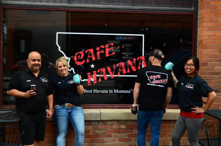 The Havana Crew  T-Shirt Photo