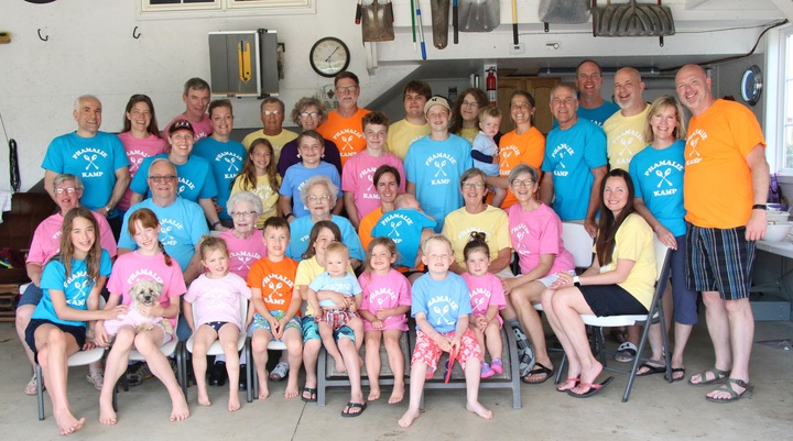 Phamalie Kamp T-Shirt Photo