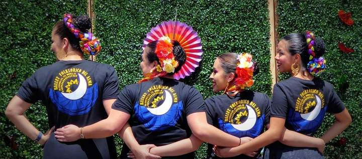 Folklorico Family T-Shirt Photo