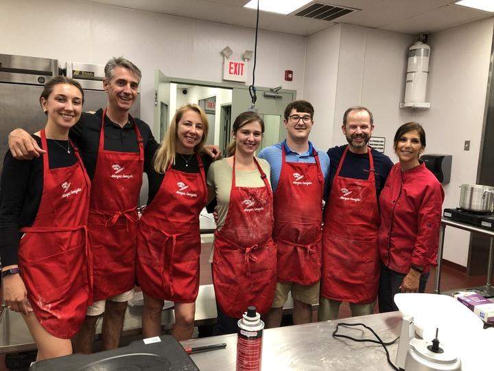 Mangia Famiglia Cooking Classes T-Shirt Photo