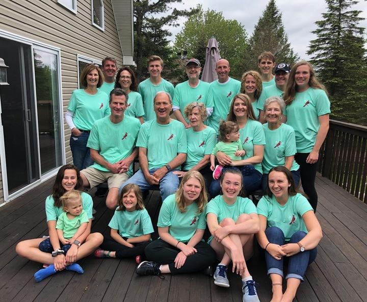 19th Annual Kalchthaler Family Reunion T-Shirt Photo