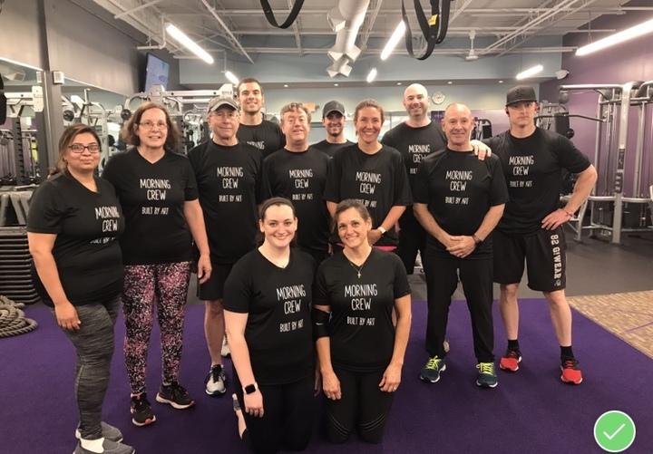 Morning Crew T-Shirt Photo