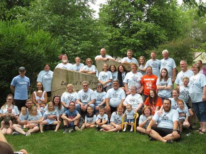 Family Reunion 2019 T-Shirt Photo