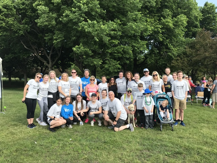 The Argo Community Race For Stace Team T-Shirt Photo