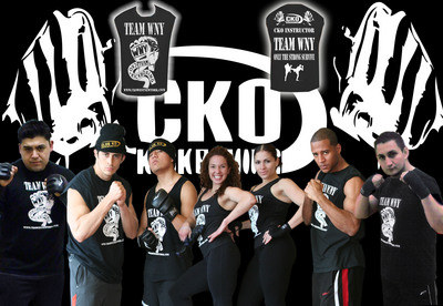 Ck Okickboxing T-Shirt Photo