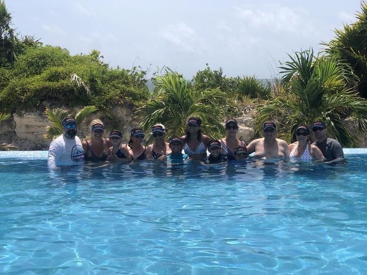 Occhino Family Vacation! T-Shirt Photo