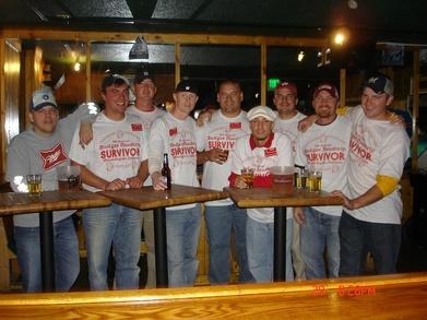 2006 Badger Roadtrip T-Shirt Photo