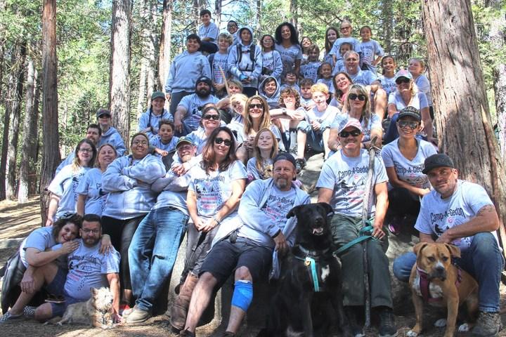 Camp A Geddon® 6 T-Shirt Photo