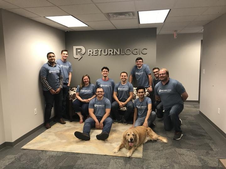 Return Logic Team T-Shirt Photo