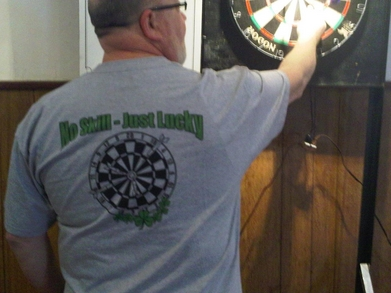 Sal City Dart Tournament 2010 T-Shirt Photo