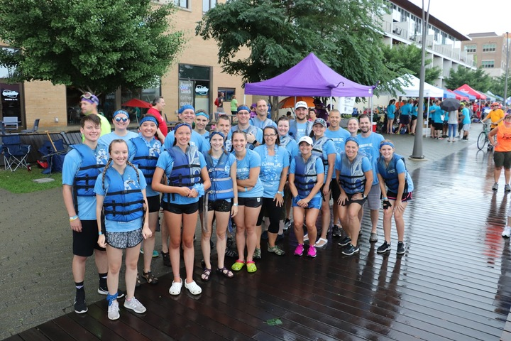 2019 Dragon Boat Races With Pension Inc. T-Shirt Photo