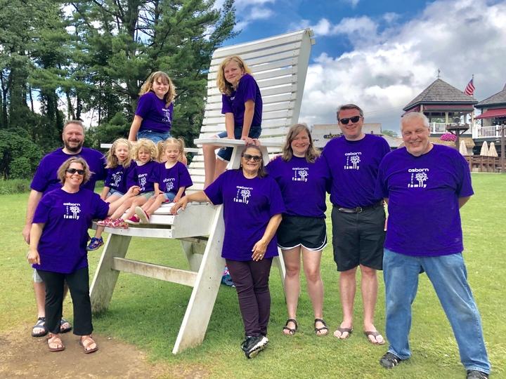 Osborn Family 2019 T-Shirt Photo