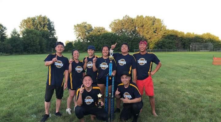 Champions   Team Tamada  T-Shirt Photo