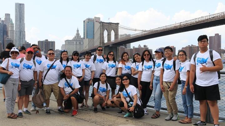 Uccp Cdo Yaf 2nd International Reunion T-Shirt Photo